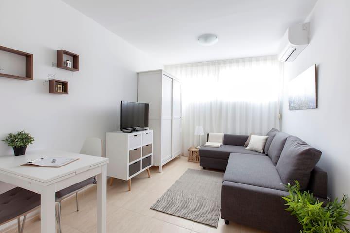 Estudio en Chamberí - Madrid - Apartment