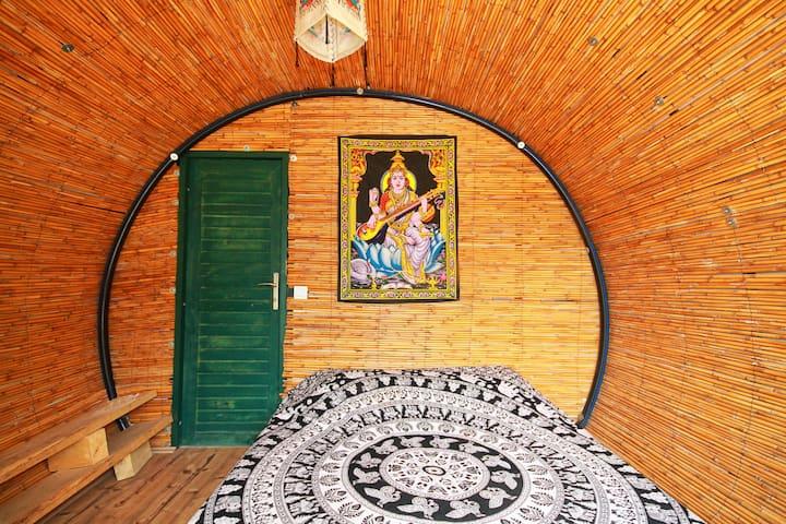 Mandala Camping, Kabak Koyu,2 kişilik Bungalows