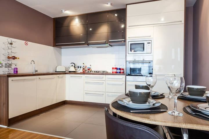 PENTHOUSE in HISTORIC TITANIC AREA - 6 GUESTS - Belfast - Wohnung