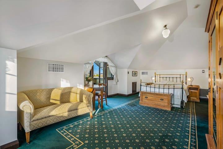 Ballina Manor Boutique Hotel - Queen Room 12