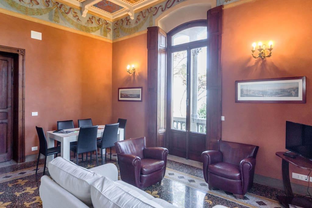 Villa edoardo flat 2 appartamenti in affitto a rapallo - Edoardo immobiliare ...