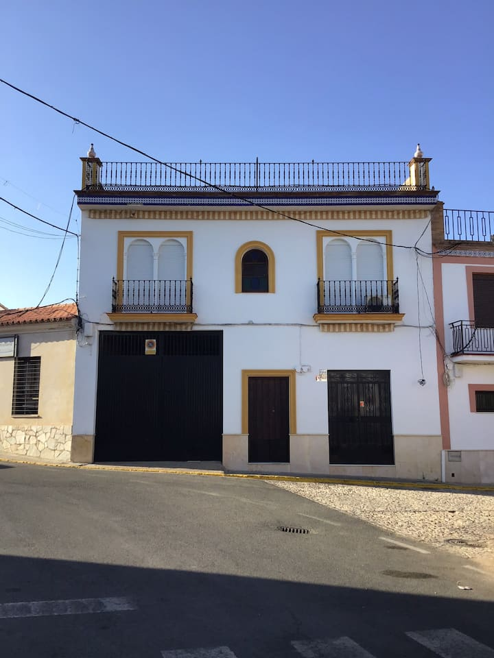 Apartamento en Almadén de la Plata