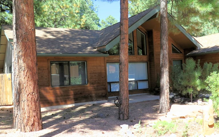 Cozy Kitsch Meets the Pines - Flagstaff - House