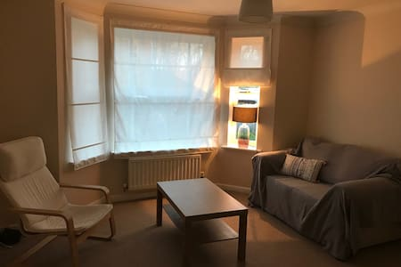 A modern, bright flat close to Metro station