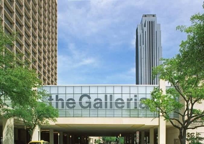 Entire luxury apartment near The GALLERIA