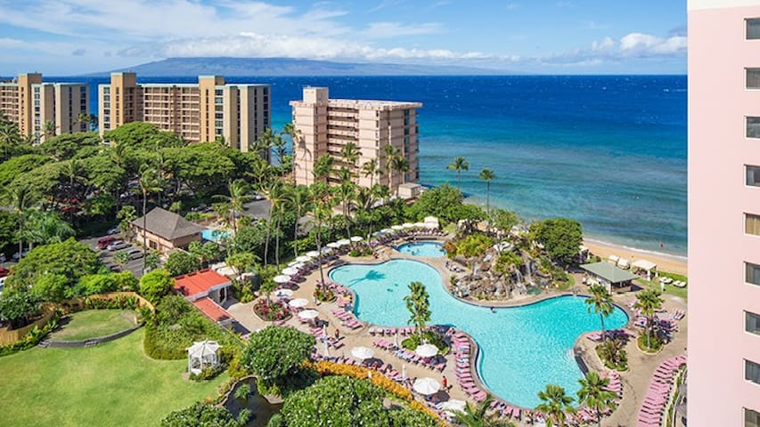 Ka'anapali Beach Club-1 bdrm ****