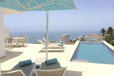 Luxury Villa with Amazing Sea Views - Salobreña - 独立屋