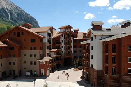 Cozy Mountain Village Condo - Mount Crested Butte - Wohnung