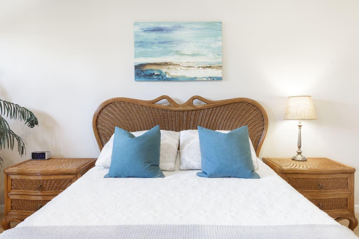 Sanitized Contemporary Beach Home
