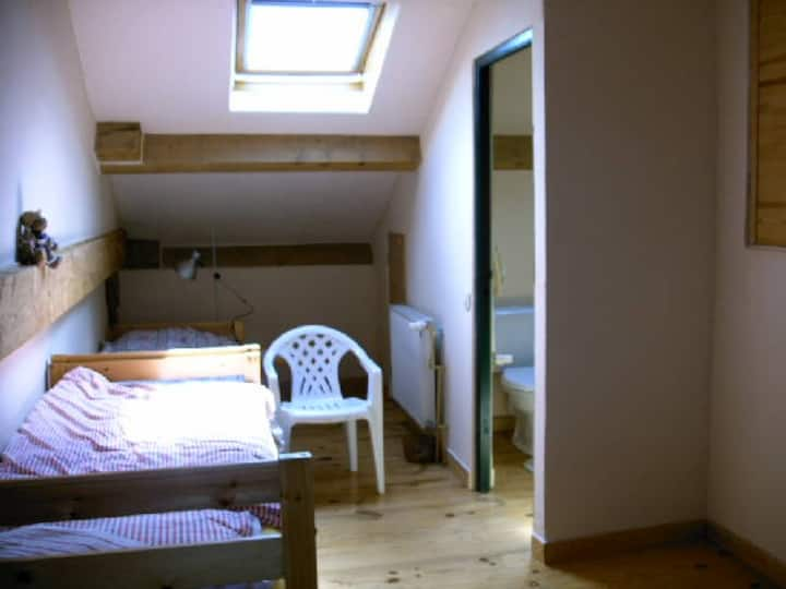 "Double Bedroom ""Côte"""