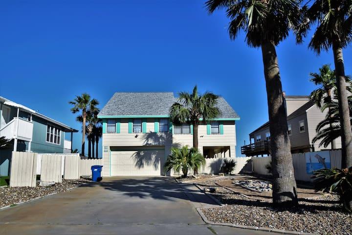 Dolphin House - Port Aransas - Hus