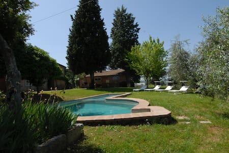 A peaceful villa among olive groves - Città della Pieve
