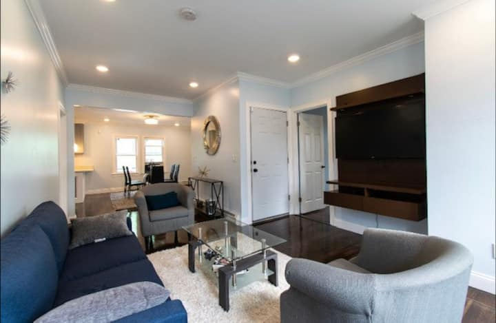 Affordable Luxury Condo By Quincy Center