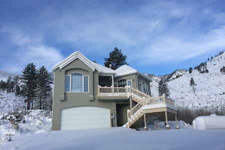 A Little Bit of Heaven - Near Tahoe - Full House