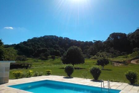 Casa de Campo - Cachoeiras de Macacu - RJ