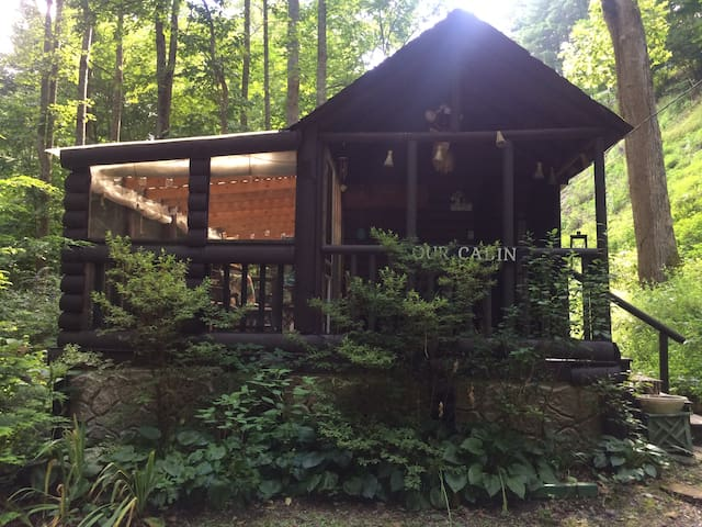 Adventure Travel Retreat -Creekside, Spivey Mtn.