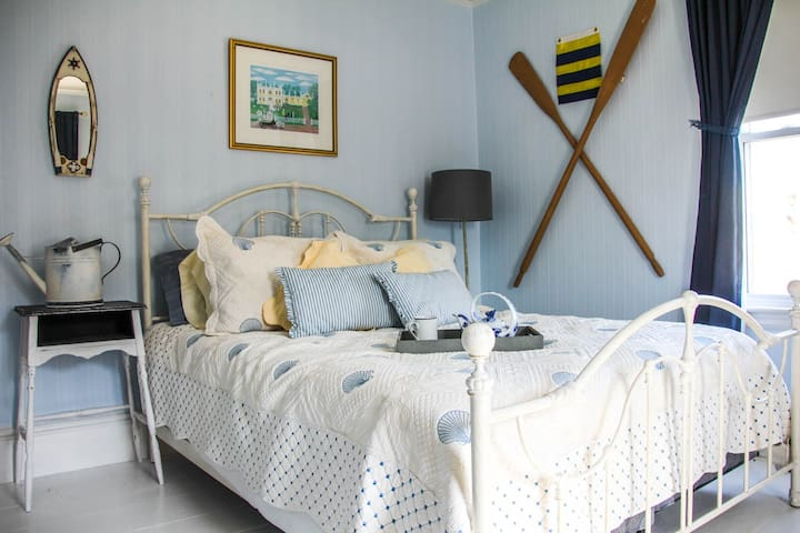Kilburn House KPT: Blue Room - Kennebunkport - บ้าน