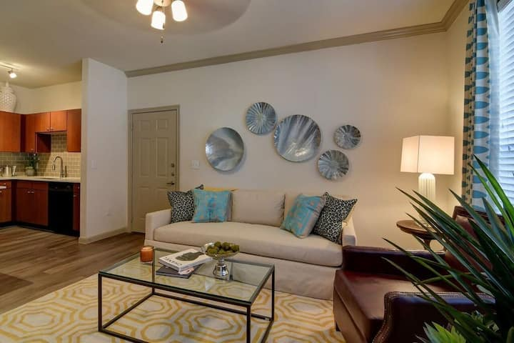 Incredible apartment home | 2BR in San Antonio