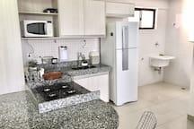 Cozinha / Área de serviço.