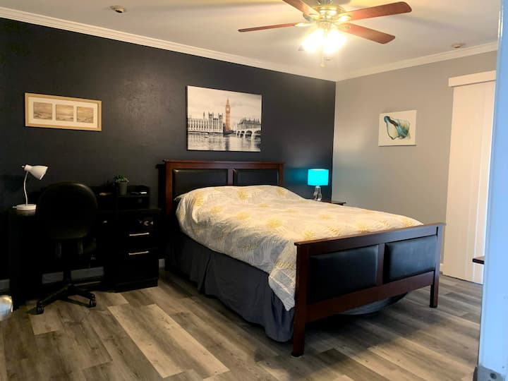 Master Bedroom by Medical Center/MD Anderson