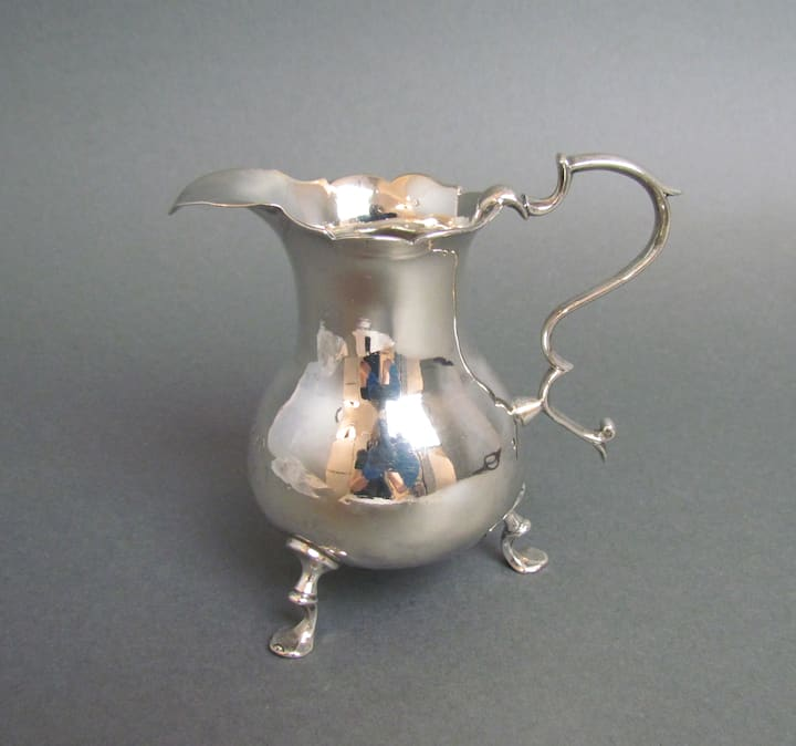 A silversmith... involved in a scandal!