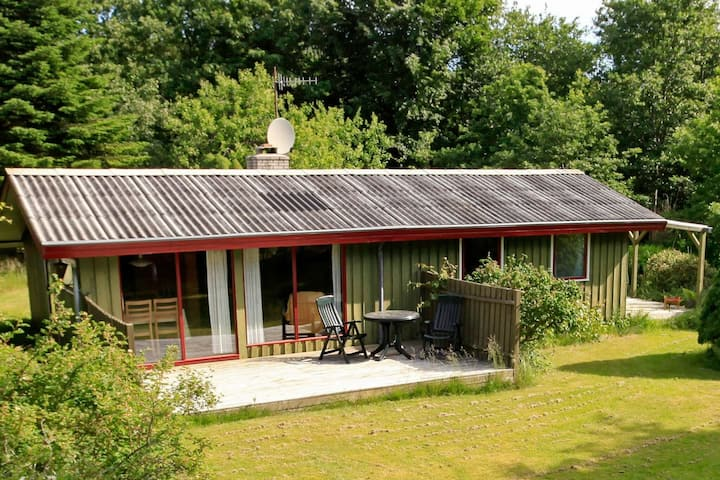 Amazing Holiday Home in Læsø with Terrace