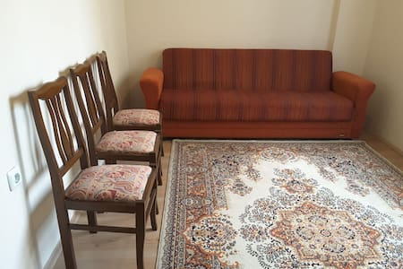 Clean, Quiet and Beautiful Apartment in Eskişehir
