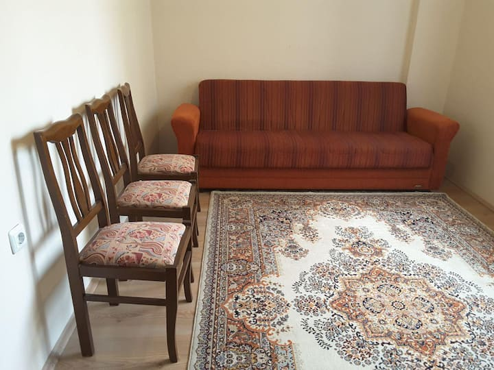 Clean, Quiet and Beautiful Apartment in Eskişehir