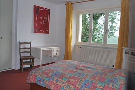 Maison calme à 15km de Besançon - Mérey-sous-Montrond - Dům