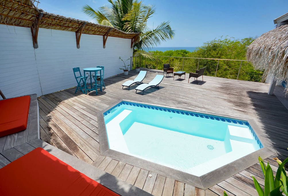 bungalow proche plage avec piscine tartane bungalows for