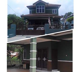 ZnZ Homestay Ulu Kinta - Perak - Haus
