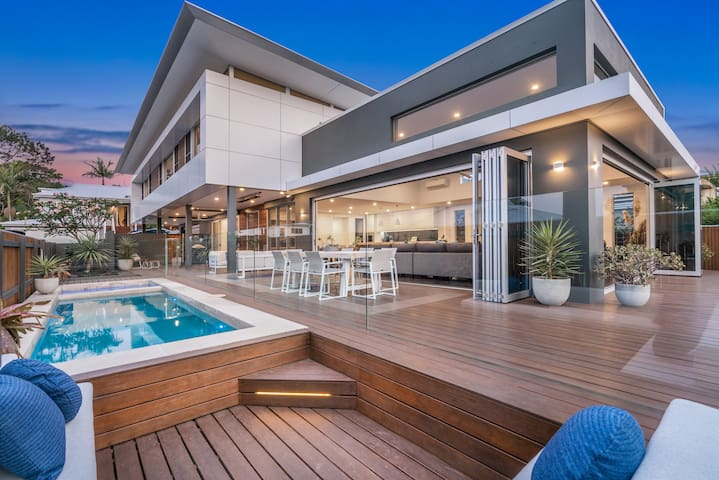 Elevation Byron Bay - Luxury Holiday House