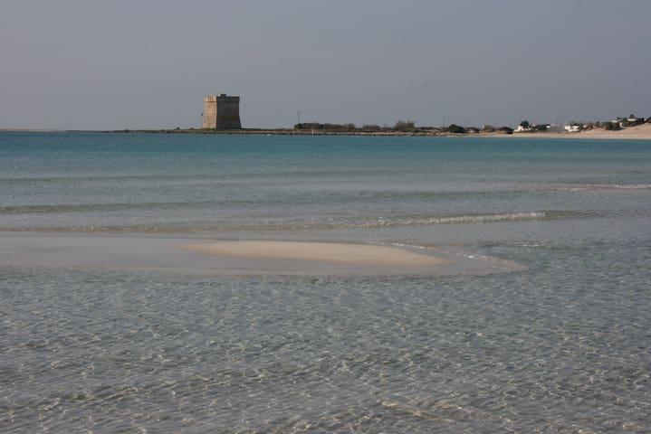 Casa di Annamaria sul mare. Portocesareo