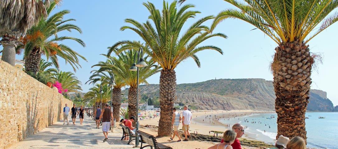☀ Sea View * 2 min to Beach * Near all Services