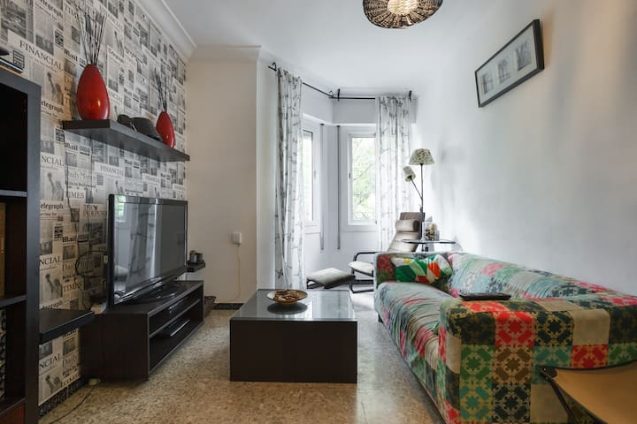 Private single room (Sants-Plaza Espanya)