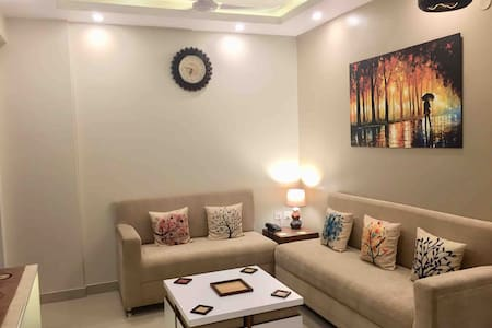 Luxury 3BHK unit Short Stay or Rental near Airport