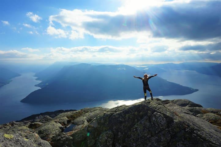 Heidi's Place - Eidfjord - Leilighet