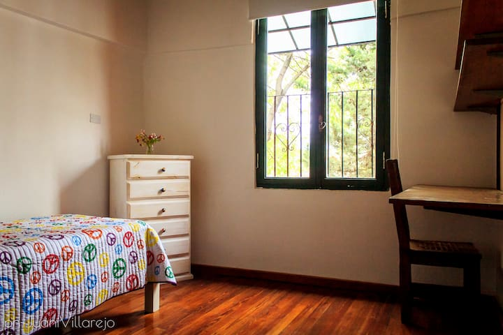 Cool Bedroom with Private Bathroom - Buenos Aires - Talo