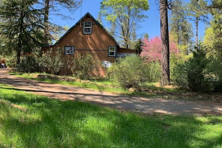 Private Cottage & Animal Farm In Sierra Foothills
