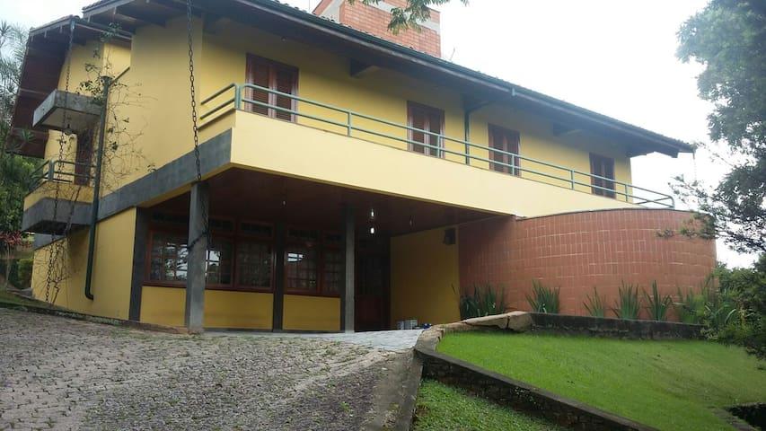 Magnífica casa no centro da cidade - Socorro - Casa