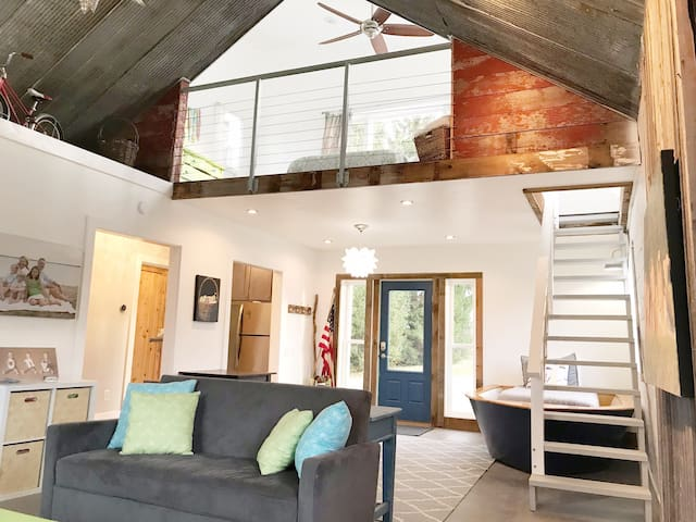 Lake Max Barn Studio - Close to Culver Academies
