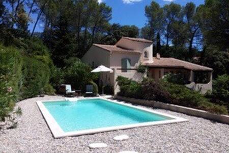 Nord Montpellier, 1 chambre piscine - Saint-Clément-de-Rivière