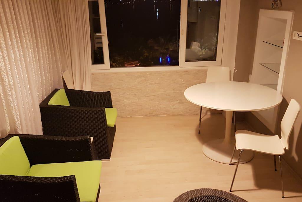 Oturma odasi - Living room