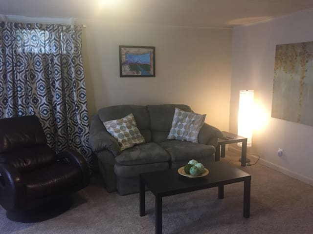 Cozy Apt by Downtown & Hospitals - Billings - Huoneisto