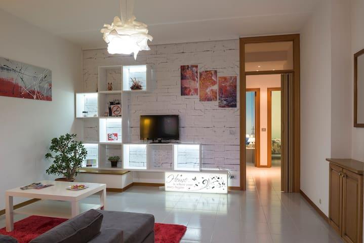 Intero appartamento sulle colline marchigiane - Montecassiano - Townhouse