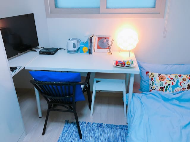 Janet#5- Smart Cozy Studio @YEOUIDO