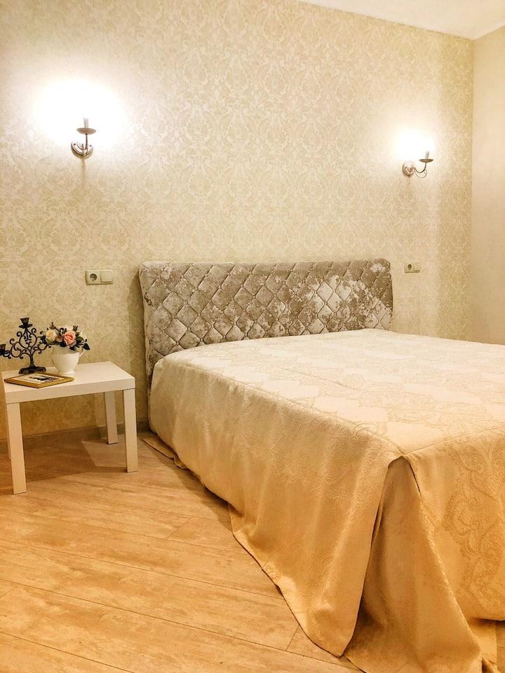 Уютная квартира в центре Минска(Немига)