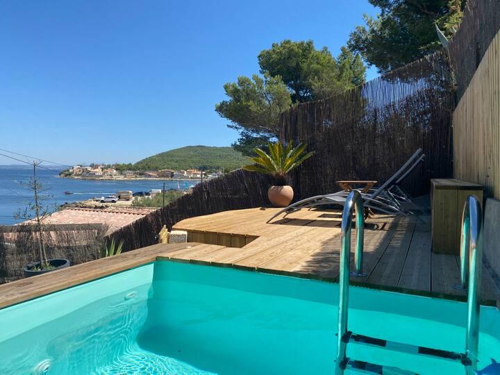 Le charme de la Provence au bord de l'eau
