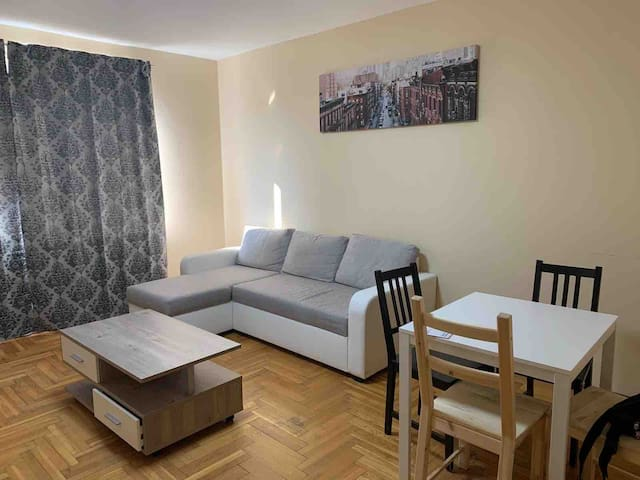 Charming, Quiet apartment for visit or work.
