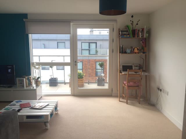 Kew Bridge apartment next to river - Greater London - Apartment